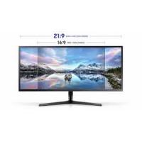 SAMSUNG monitor S34J550WQU