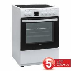 VOX steklokeramični štedil. CHT 6051 XL (4x steklokeramika, display)