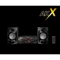 Panasonic Gl. stolp SC-AKX320E-K