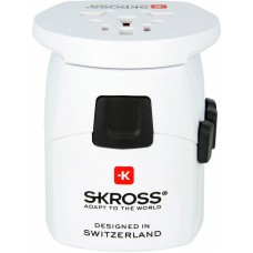 SKROSS potovalni adapter PRO Light Svet (1.302550)