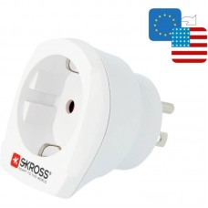 Skross adapter 1.ope to USA