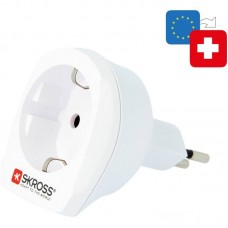 Skross adapter 1.ope to Switzerland