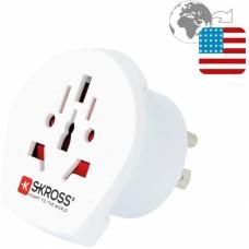 Skross adapter World to US