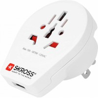 Skross adapter World to USA USB