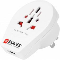 Skross adapter World to USA USB