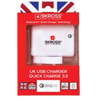 Skross adapter Skross adapter UK USB Cha