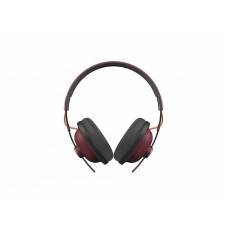 Panasonic slušalke HTX80BE-R temno rdeča RP-HTX80BE-R