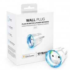 FIBARO HomeKit Wall Plug, stenska vtičn. FGBWHWPF-102